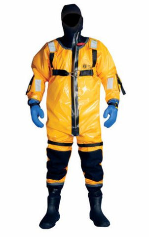 Ice Commander Rescue Suit - Gold