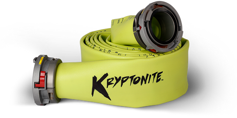 KRYPTONITE LDH SUPPLY HOSE - 5 INCH x 100 FT LENGTHS (STORZ COUPLED)