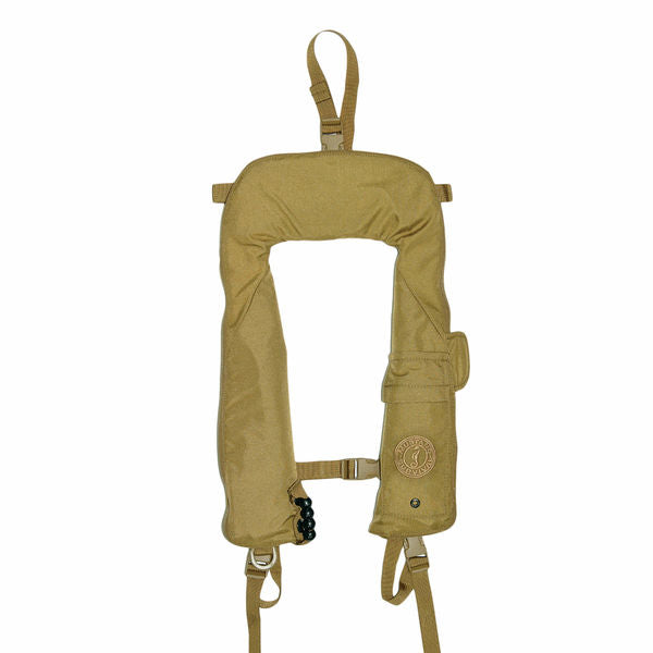 Compact Tactical Life Preserver for Special Operations (Auto Hydrostatic)