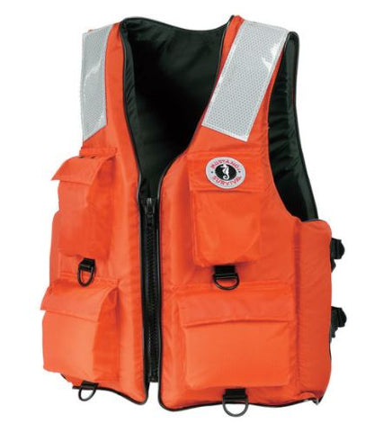 4-Pocket Flotation Vest - Type III