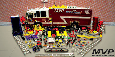 Multi Vocational Pumper (MVP)