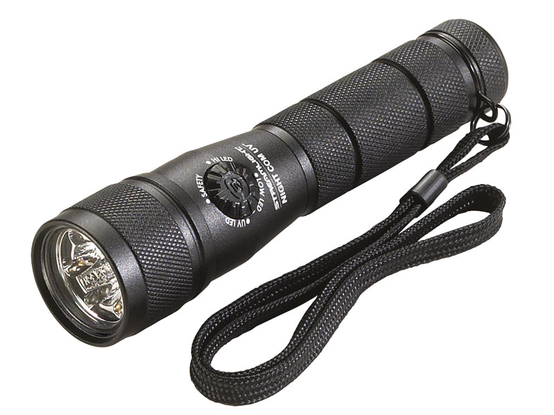 Night Com Tactical Flashlight with Lithium Batteries