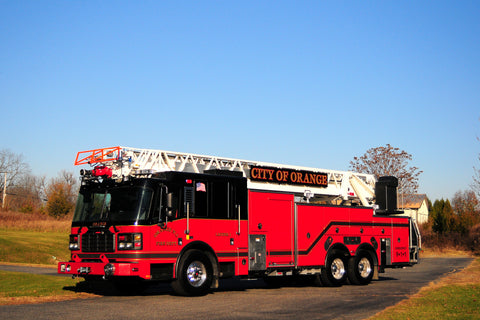 LP-102 Aerial Ladder
