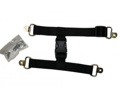 QUIC-STORAGE RACK - RESTRAINT STRAP