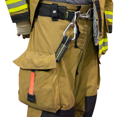 Pocket Pack Firefighter Bailout System