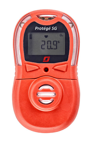 Protege SG Reusable Single Gas Monitor