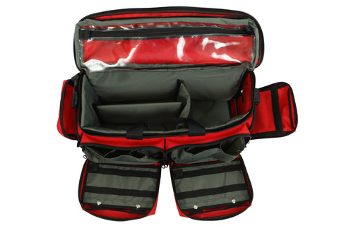 Mega Medic's Bag w/ Tuff Bottom & Adjustable Padded Dividers