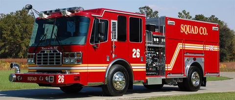 Heavy Rescue Pumper