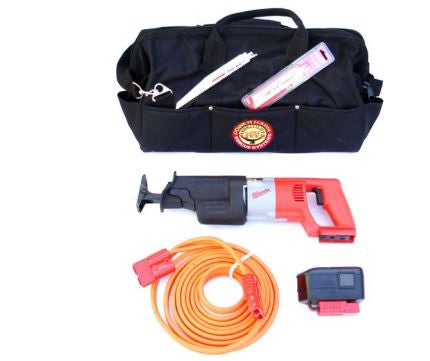 Sawzall Extrication Kit
