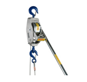 Lug-All Cable Ratchet Winch Hoists
