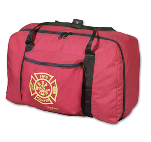 Fire-Dex Gear Bag / Red / Extra Large / Maltese Cross Stencil