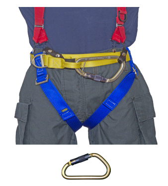 "Class II Harness, Left Open, 36"" to 50"""