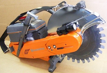 "K12FD Rescue Saw with 12""x24T Blade"