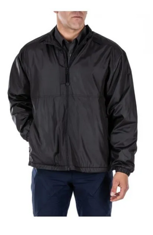 Lined Packable Jacket / Black / Medium
