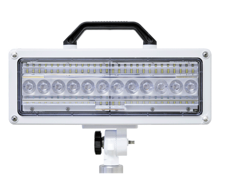 Spectra Max LED Lamphead LED Scene Light 120V AC**WITHOUT ON/OFF Switch