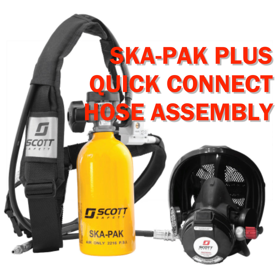 Ska-Pak Plus Quick Connect Hose Assembly