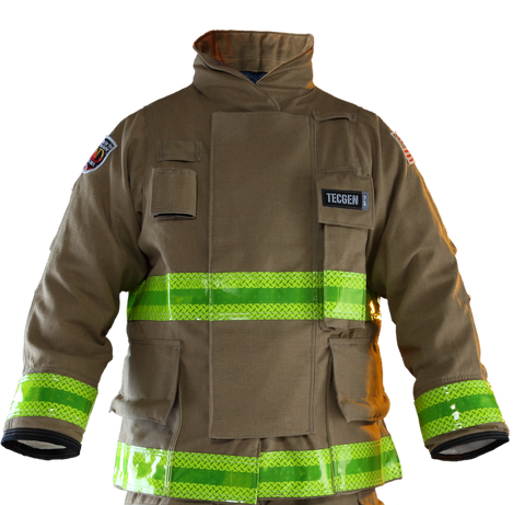 TECGEN71 Custom Turnout Gear Coat