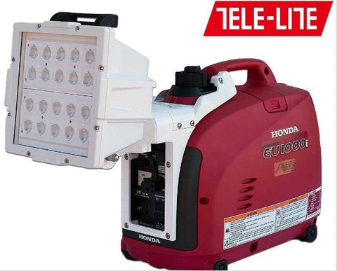 Honda Generator w/Tele-Lite Light Kit Combination