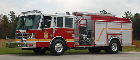 Top Mount Pumper