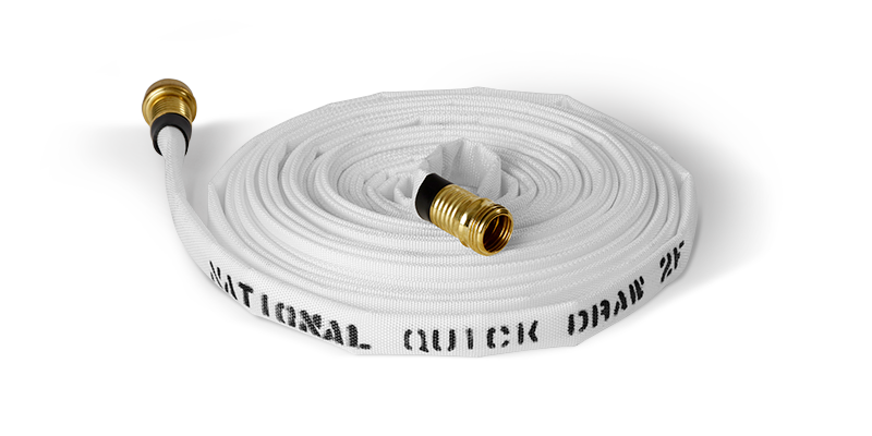 National 5/8 in. 2F Quik Draw Forestry Hose