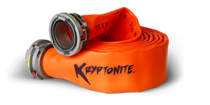 KRYPTONITE LDH SUPPLY HOSE - 5 INCH x 50 FT LENGTHS (STORZ COUPLED)