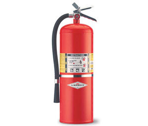 Amerex ABC Dry Chemical Fire Extinguisher