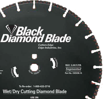 BLACK DIAMOND BLADE