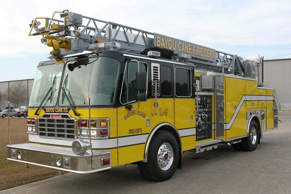 HD-57 Aerial Ladder
