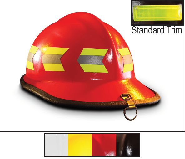 Fire Dex Helmet Shells