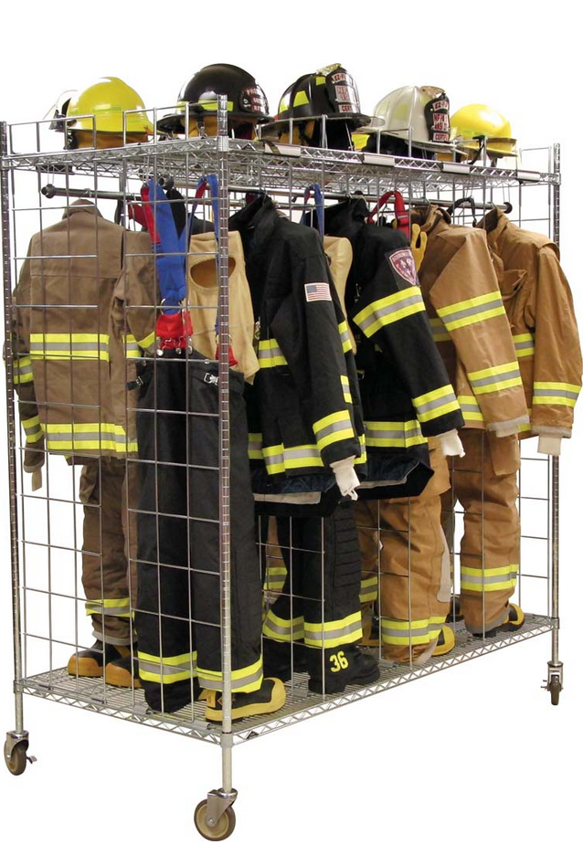Mobile Ready Rack Double Sided Units