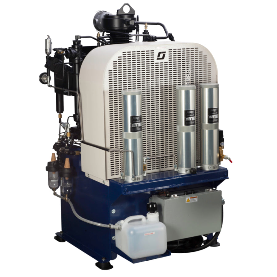 HushAir 6000psi 3 Phase Compressor