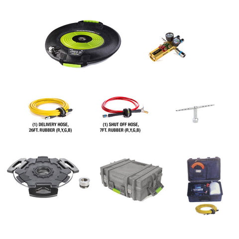 28 Ton NT Hybrid Lifting Kit with Compressor