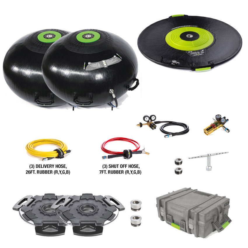421 Ton NT Hybrid Lifting Kit