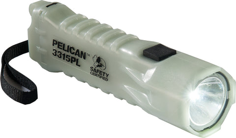 3315PL Pholtoluminescent Flashlight