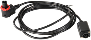 9437B Extension Cord (black connector) 118in (3m)