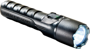 7070R Tactical Flashlight (w/Charger)