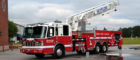 Skyflow 100' Super Pumper