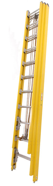 FIBERGLASS SOLID SIDE LADDERS