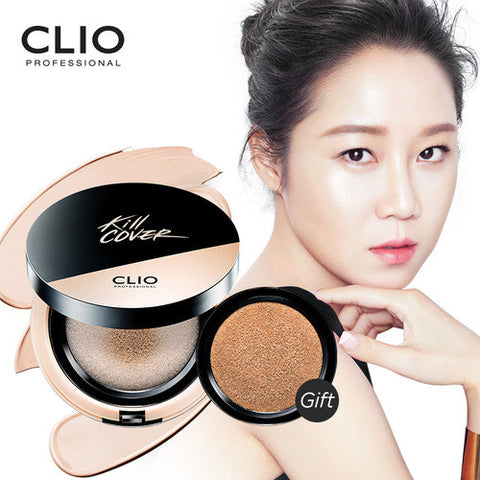 [CLIO] Kill Cover Conceal Cushion + Refill