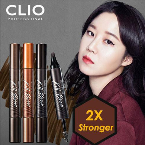 [CLIO] Tinted Tattoo Kill Brow XP + Gift (Kill Brow Tinted Tattoo Pen)