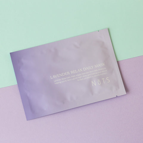 [NoTS] Lavender Relax Daily Mask