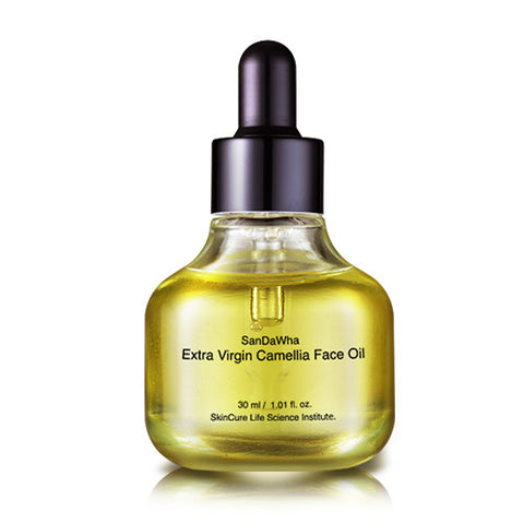 [SanDaWha] Extra Virgin Camellia Face Oil