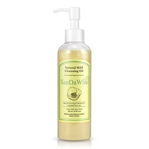 [SanDaWha] Mild Cleansing Oil