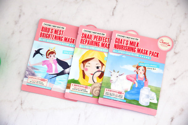 Snail Perfect Repairing Mask - Keauty Picks