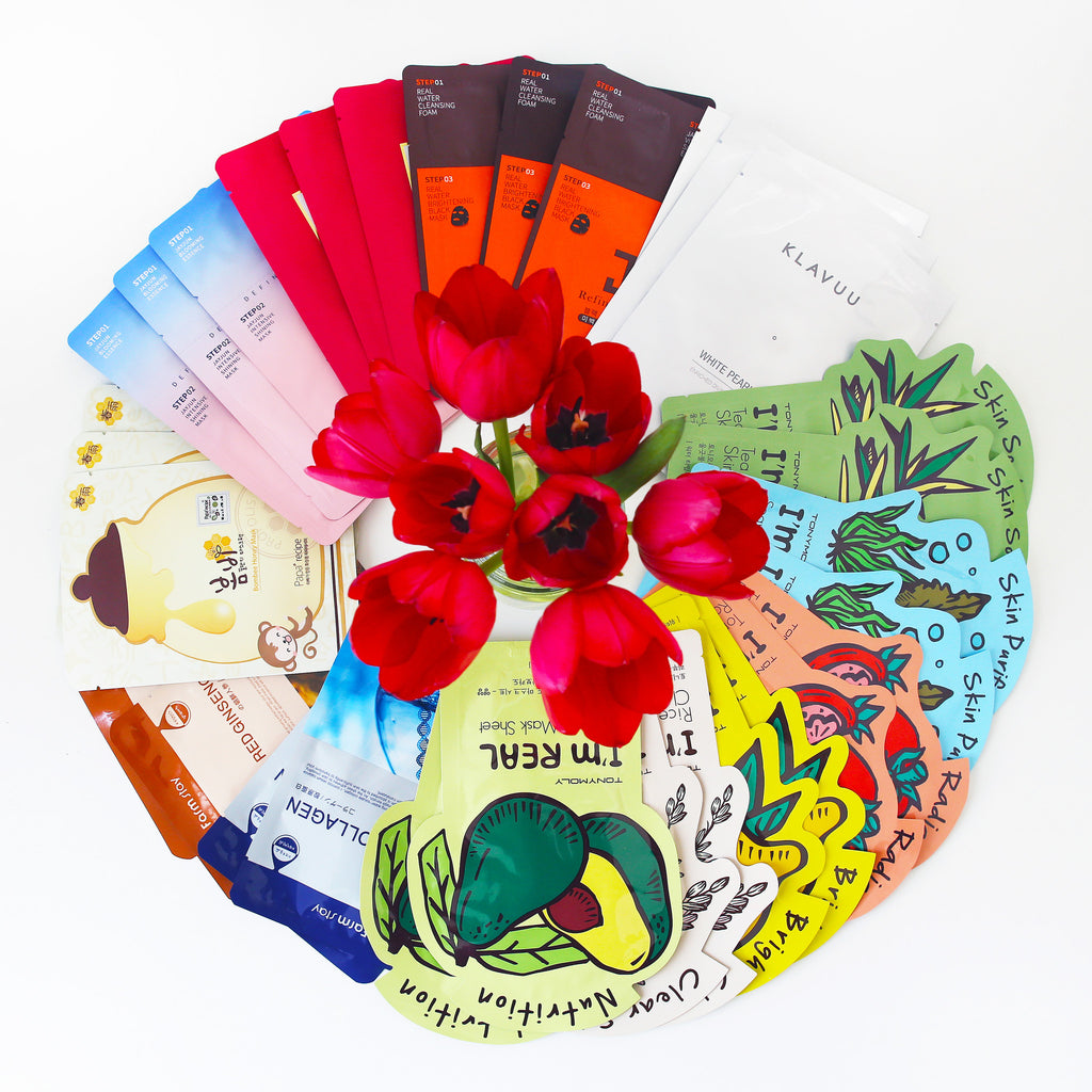Everyday Sheet Mask Challenger - 31EA Variety