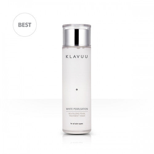 [KLAVUU] WHITE PEARLSATION Revitalizing Pearl Treatment Toner