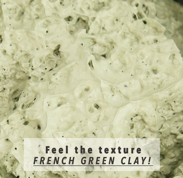 One Day Fine Pore Clay Green Mask