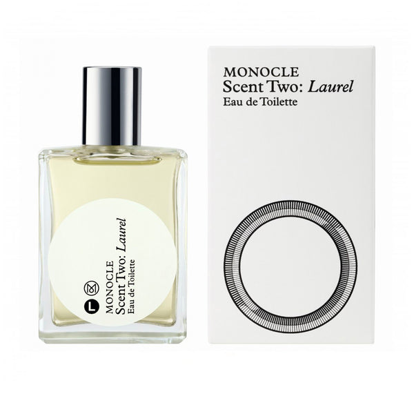 CDG PARFUM MONOCLE SCENT TWO: LAUREL / EAU DE TOILETTE