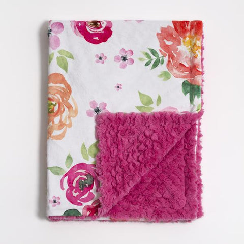 Something New with Minky Blankets