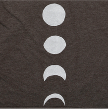 Load image into Gallery viewer, Moon Phases Ladies Racerback Tank - Medium